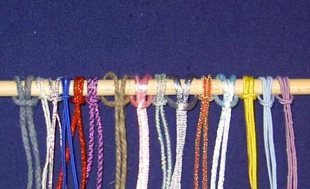 макраме схемы плетения для начинающих. схемы плетения узлы макраме.
